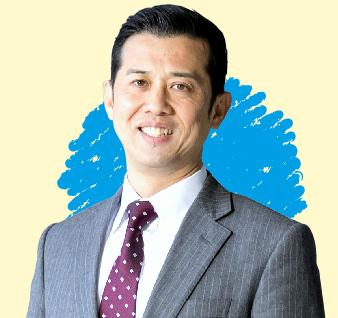 運営会社代表 﨑山 信夫